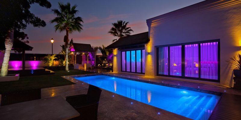 Smart Lighting – Residential Property